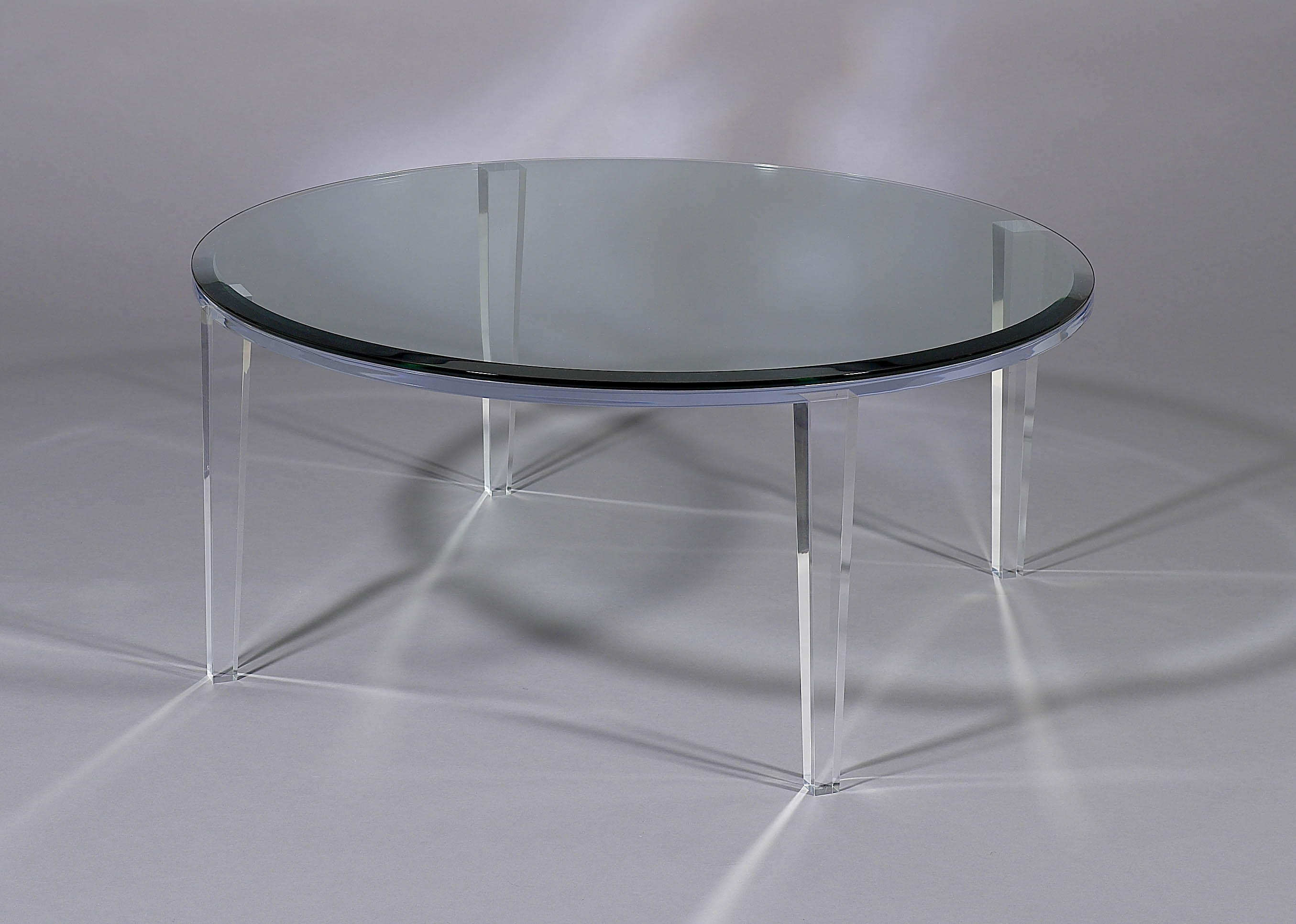 Angelo Coffee Table Clear Acrylic Coffee Table Acrylic Furniture