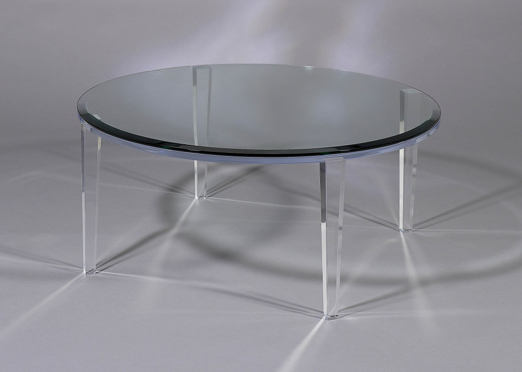 Itu0027s Transparent Nature Makes It A Perfect Choice For Narrow Spaces,  Besides Couches Or Chairs.