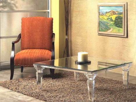 Classic Coffee Table - Shahrooz Art