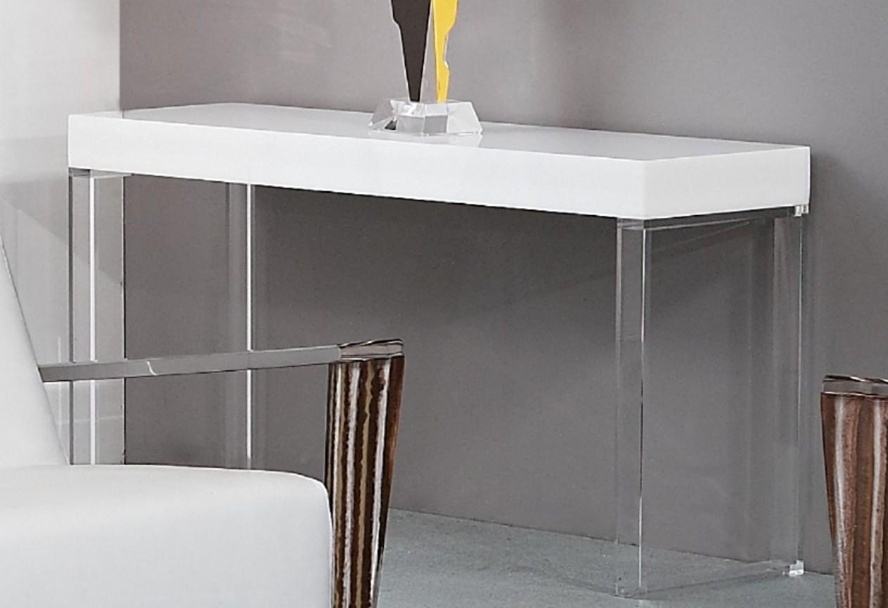 Surprising Contempo Clear Acrylic Sofa Table Base Shahrooz Art Spiritservingveterans Wood Chair Design Ideas Spiritservingveteransorg