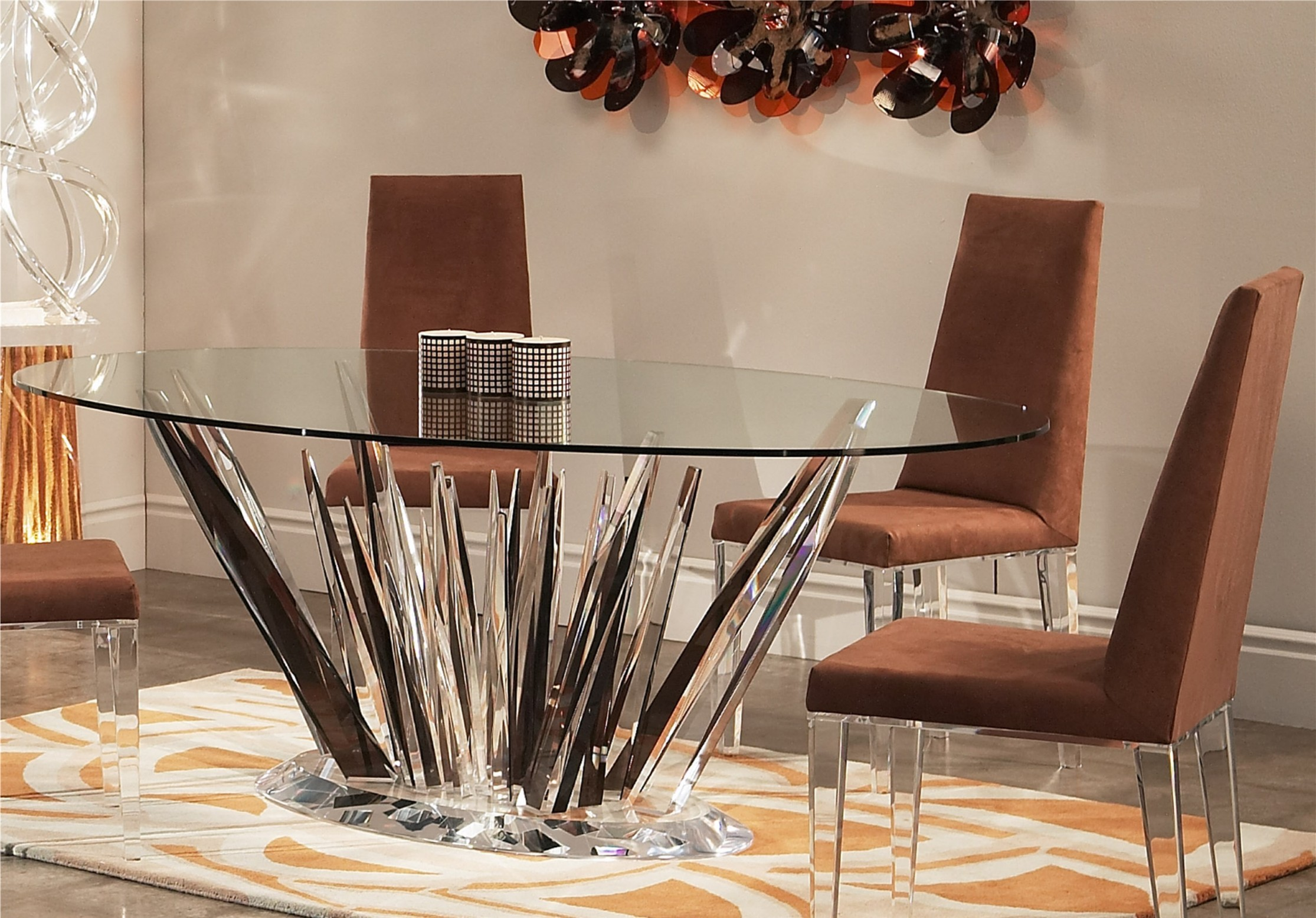 Elegant Acrylic Tables Designer Acrylic Table For Home