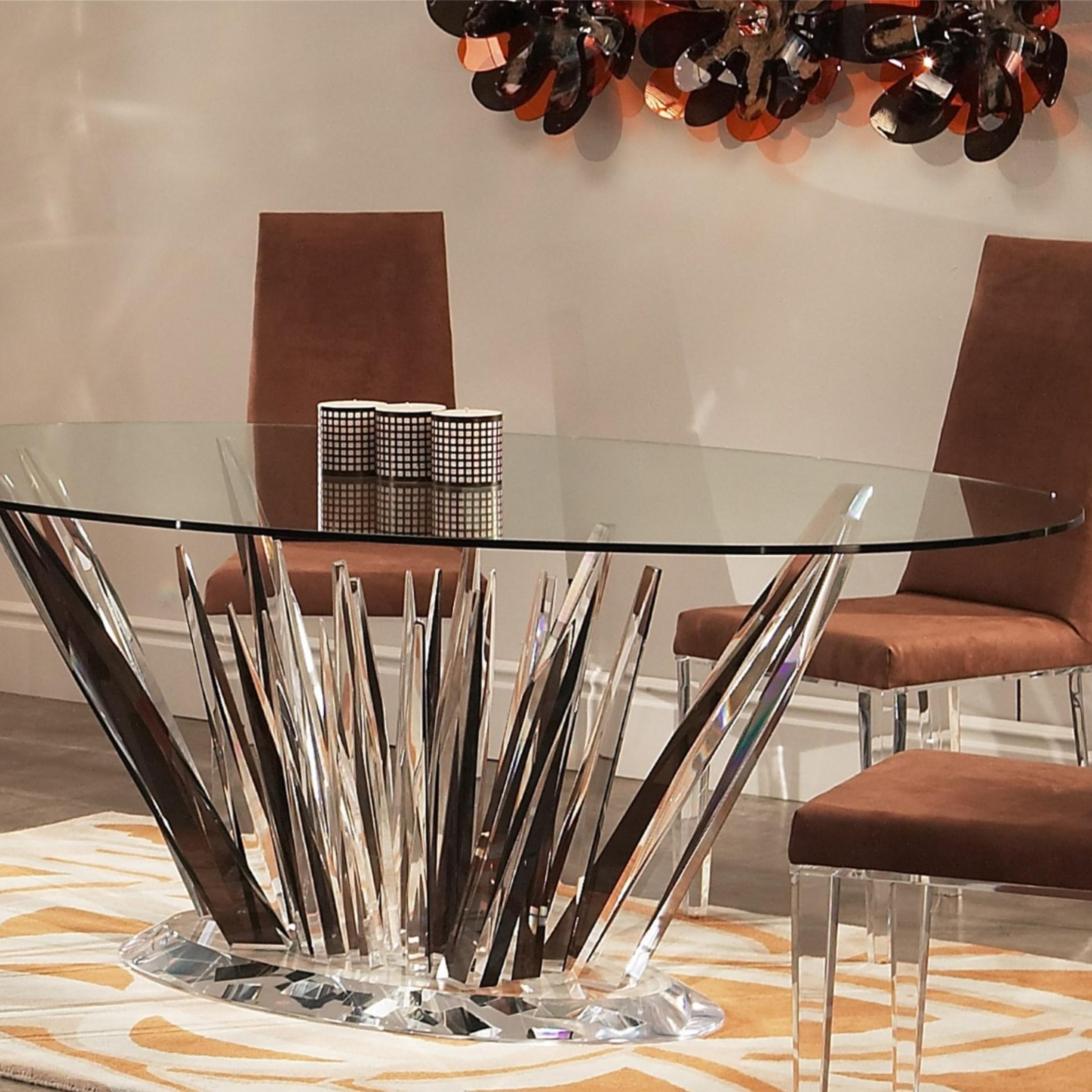 Elegant Acrylic Tables Designer Acrylic Table For Home Shahrooz Art