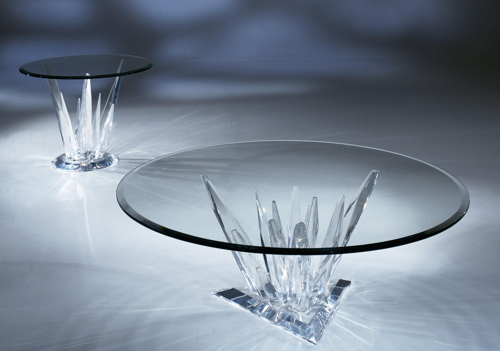 Crystals Coffee Table, Acrylic Coffee Tables, Acrylic ...