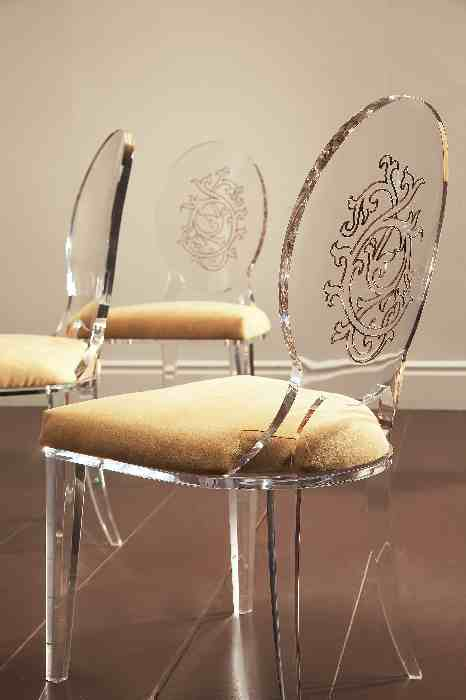 Romeo Carved Dining Chair Shahrooz Art