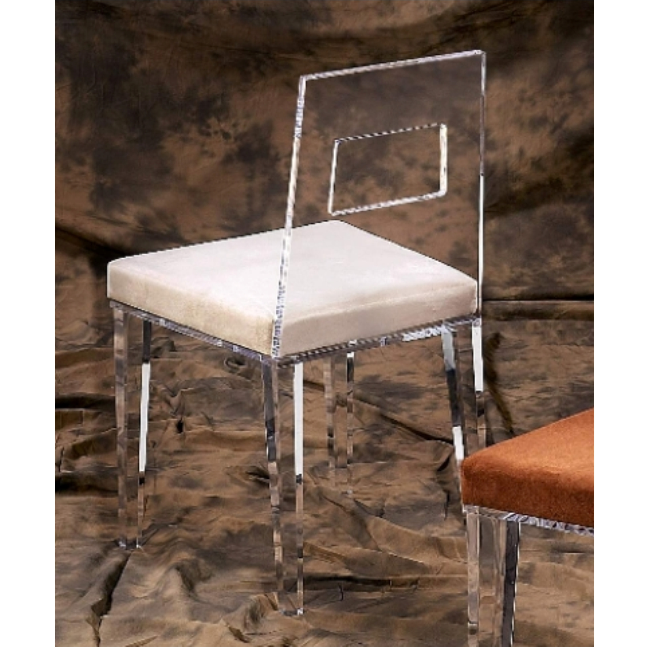 Contempo Clear Dining Chair Acrylic Dining Chair Acrylic