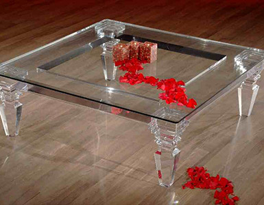 Genial Acrylic Accent U0026 Cocktail Tables